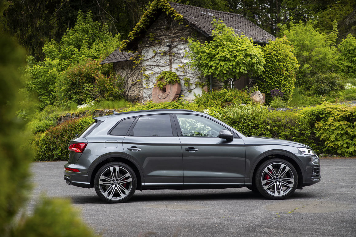 Chiptuning Audi SQ5 3.0 Tdi 347 PS