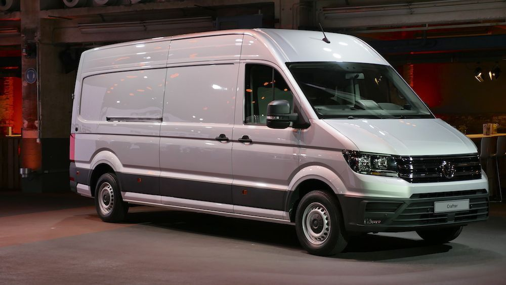VW CRAFTER+MAN TGE 2,0 TDI EURO 6
