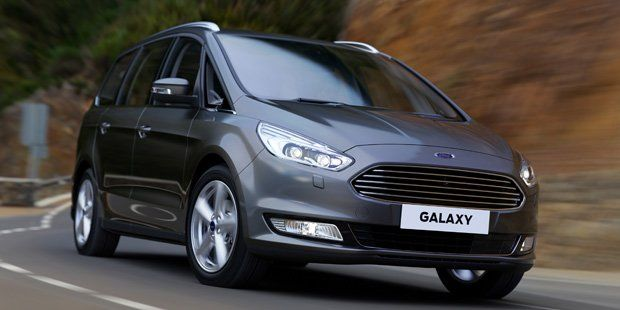 FORD GALAXY + S MAX 2.0 TDI 150 PS EURO 6