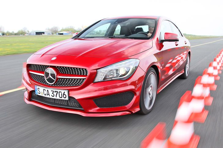 MERCEDES CLA CDI CHIPTUNING