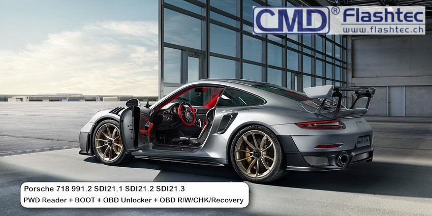 PORSCHE TURBO CHIPTUNING NEW