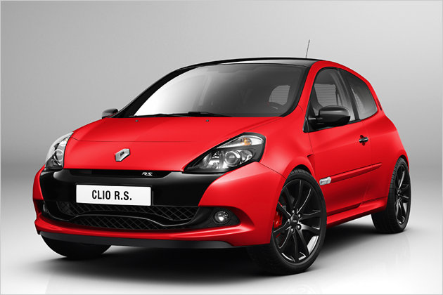 CHIPTUNING RENAULT CLIO RS TURBO