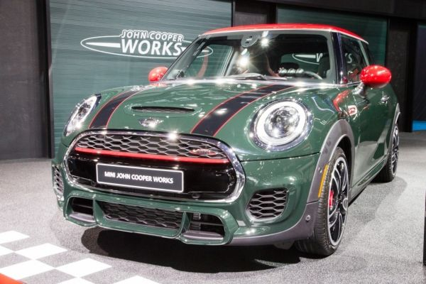 CHIPTUNING MINI COOPER+ WORKS